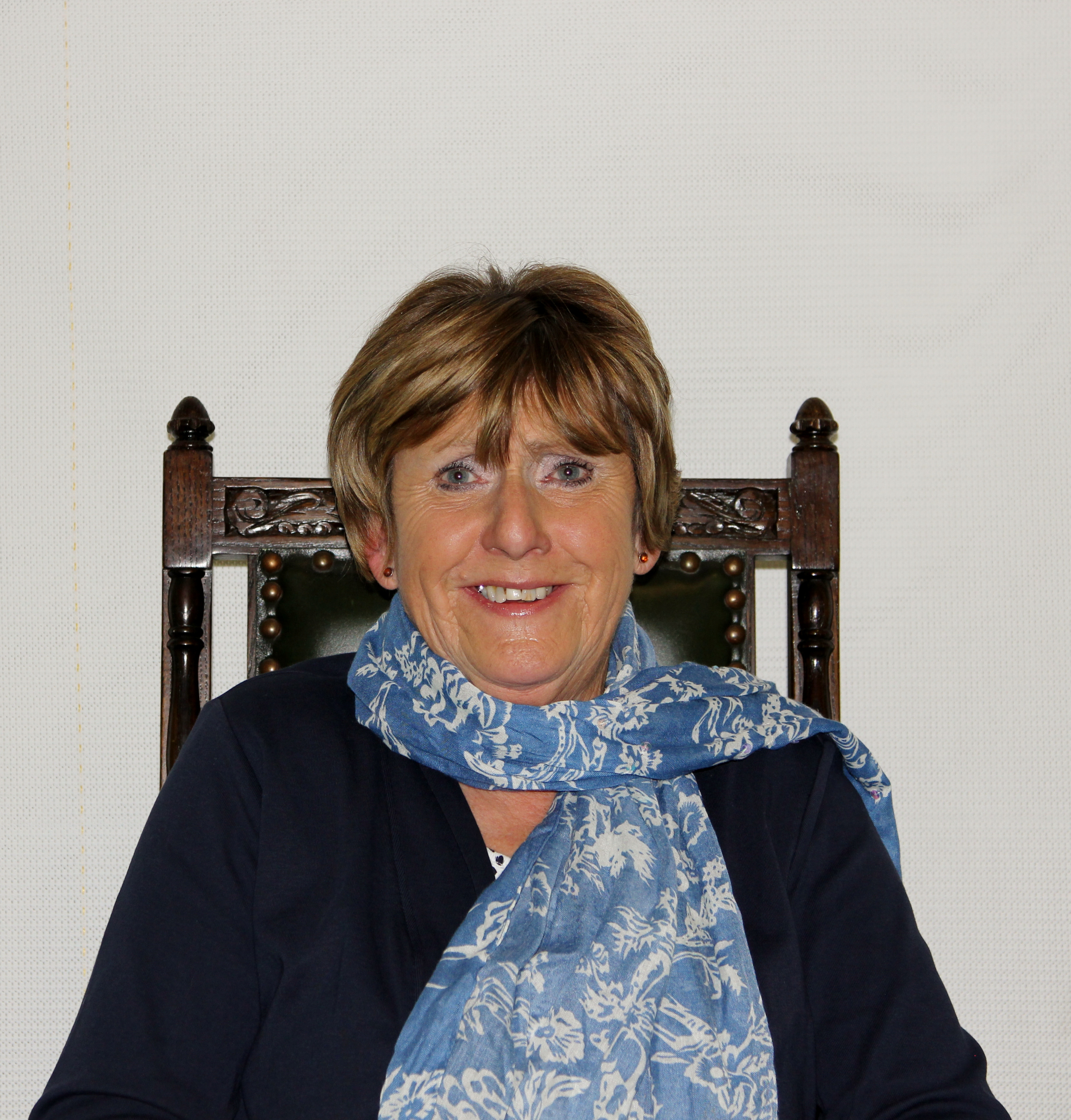 Lady Captain 2014 Margaret Morgan